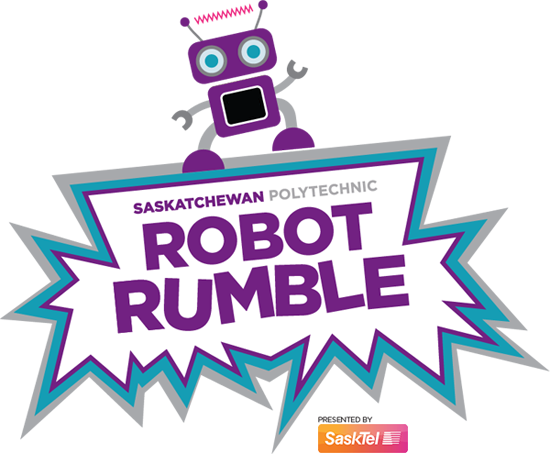 Robot Rumble at Saskatchewan Polytechnic